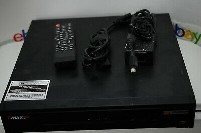 DIGITAL WATCHDOG VMAX Flex DW-VF 16 Channel H 264 DVR NO Hard Drive