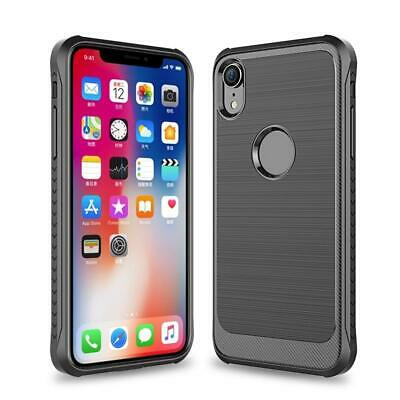 New Anti-Slip Case Shockproof Armor Protective Case Cover For iPhone X XS Max