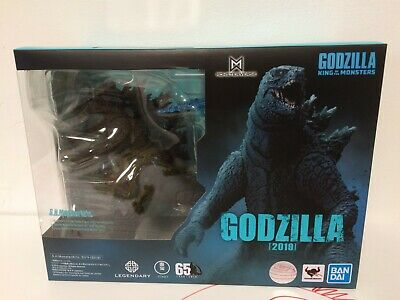 NEW Godzilla 2019 King of the Monsters Bandai S.H. MonsterArts Action Figure USA