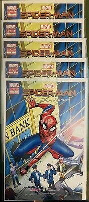 Marvel Spider-Man Far From Home Custom Edition #1 Dollar General 5 Copies NM Lot