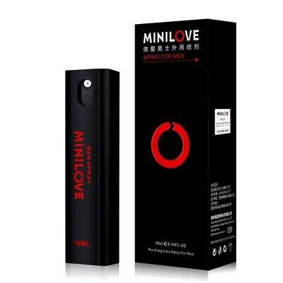Minilove Delay Spray For Men Prolong Long Lasting Sex