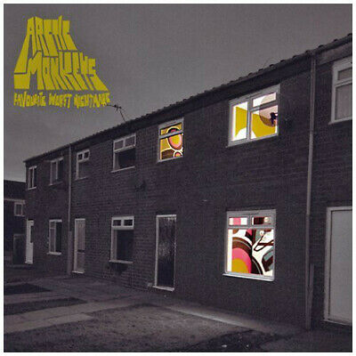 Arctic Monkeys ‎– Favourite Worst Nightmare   -  CD Album