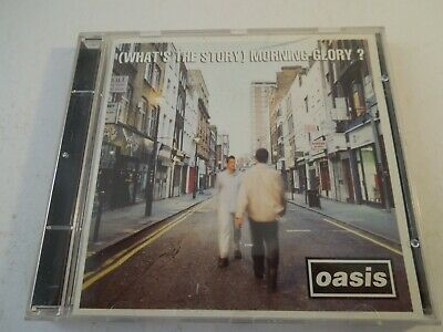 Oasis: ( What'sThe Story ) Morning Glory?: CD Album: Free Fast & Secure P&P