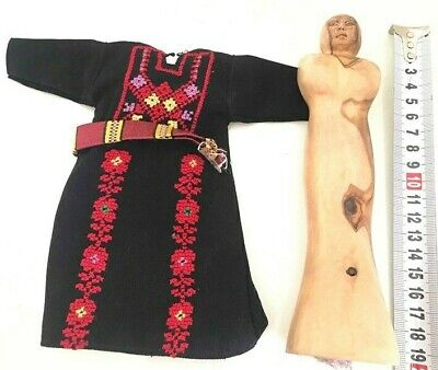 Statue Carved By Olive Wood From Palestinian Heritage Holy Land Nice Decatur