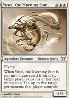 English-Eight-and-a-Half-Tails-Eternal Masters MTG-1x-NM-Mint