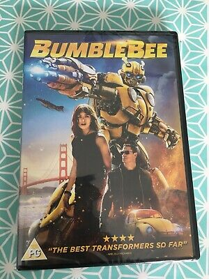Bumblebee DVD - Brand new and sealed. Free Delivery to UK