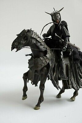 Lord of the rings action figure Mounth of Sauron and Horses Toybiz