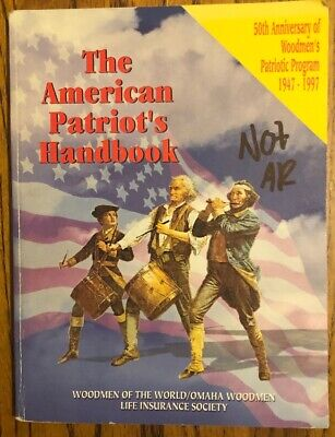 The American Patriot's Handbook A9