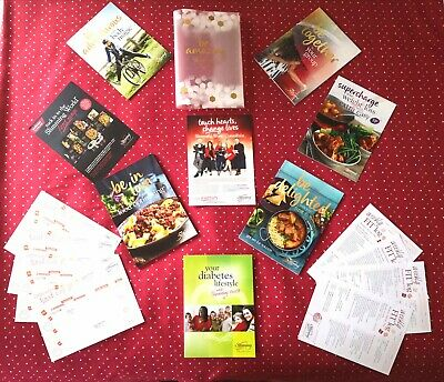 B-NEW Slimming World 2019 Starter Pack +FREE; your diabetic Lifestyle Booklet