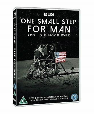 One Small Step for Man (BBC) (DVD, 2019) *NEW/SEALED* 5051561044090, FREE P&P