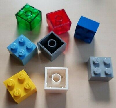 Part 3003 FREE POSTAGE SELECT COLOUR 10 Pack of NEW LEGO Bricks 2x2