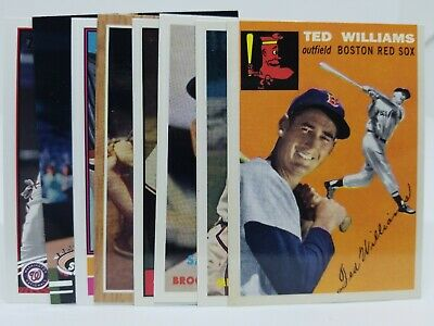 2019 Topps Series 2 Iconic Card Reprints Insert You Pick & Complete Your Set