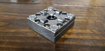 SYSTEM 3R-600.24-4RS Macro Stainless Chuck EDM tooling for sinker EDM