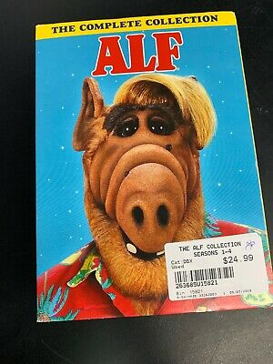 Alf - The Complete Collection DVD LIKE NEW