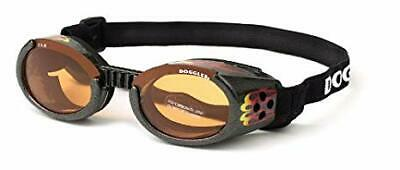 SUNGLASSES FOR DOGS by Doggles - RACING FLAMES - EXTRA SMALL NEW!!!
