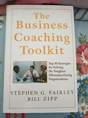 The Business Coaching Toolkit, Stephen G Fairley Textbook