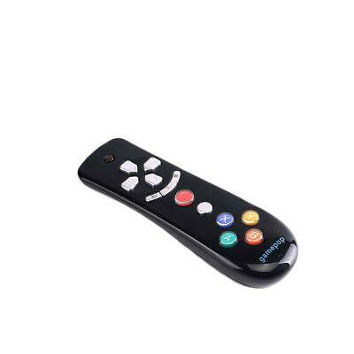 Gamepop Game Remote Control with Air Mouse 2.4 GHz WiFi USB for Android TV PC