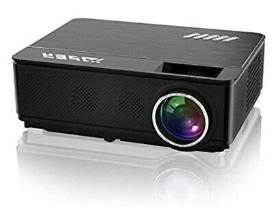 Projector, YABER Upgraded 4500 Lumens Led Full Hd Video Projector Support 1080P,