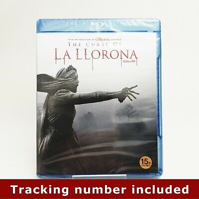 (Presale) The Curse Of La Llorona - Blu-ray, DVD (2019) / Pick format