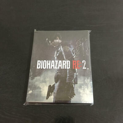 BIOHAZARD Resident Evil RE2 Steel Book