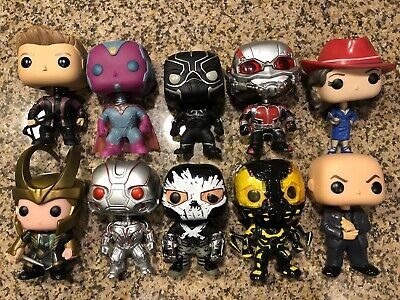 Marvel MCU Funko Pop! Vinyl Lot