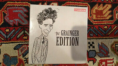 The Grainger Edition [Hard to Find!] 19 CD Box Set by Chandos