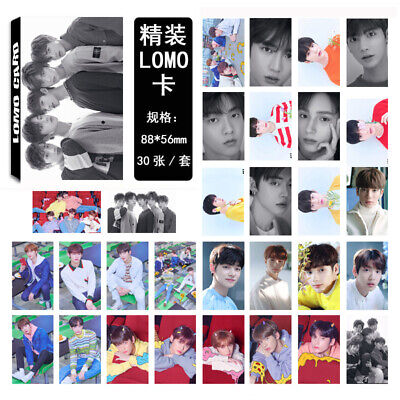 TXT TOMORROW X TOGETHER Lomo Card New CROWN Collective Kpop Photo Card