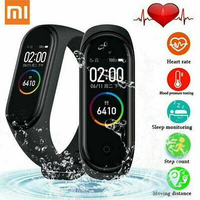 2019 Original Xiaomi Mi Band 4 Smart Wristband Bracelet Touch Screen Watches