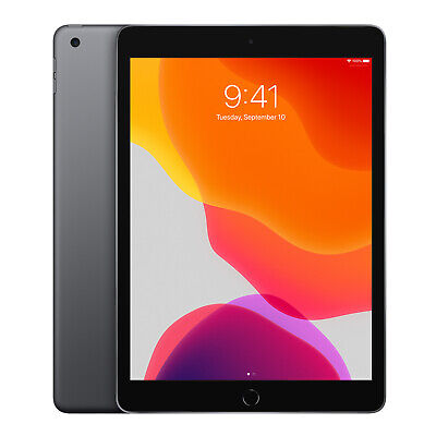 "Apple iPad Air 10.5"" 64GB Wifi Space Grey 3rd Generation 2019 UK Model"