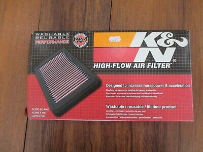 Brand new, Authentic K&N air filter 332819