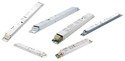 Packs of Tridonic PC T8 / TCL / T5 Pro and TOP Non-Dimmable Ballasts