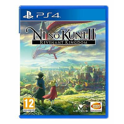 Ni No Kuni II 2 Revenant Kingdom Il Destino di un Regno EU Multilingua [ PS4 ]
