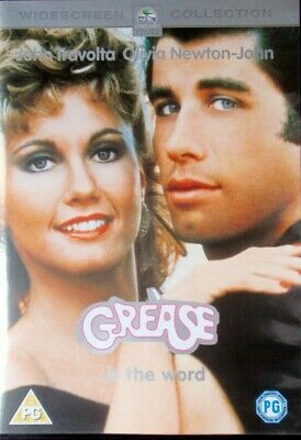 Grease (DVD, 2002) John Travolta, Olivia Newton- John