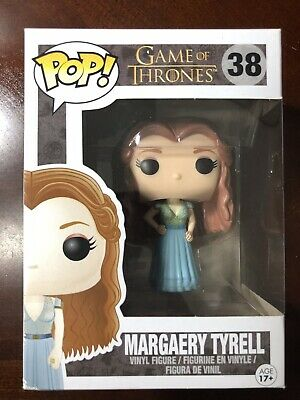 Funko Pop! Margaret Tyrell Game Of Thrones GoT Vaulted