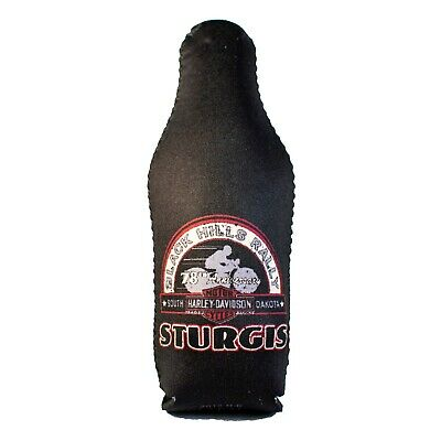 2018 Sturgis Harley-Davidson 78th Rally Bottle Coozie