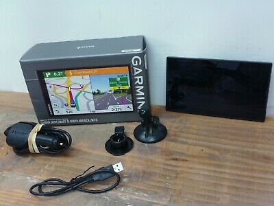 GARMIN DRIVESMART 61 NA LMT-S with Lifetime Maps/Traffic