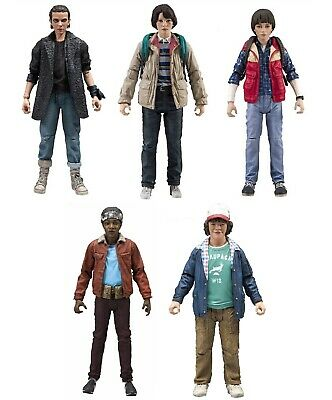 """Stranger Things 7"""" Scale Action Figure McFarlane Netflix Mike Eleven Will Dustin"""