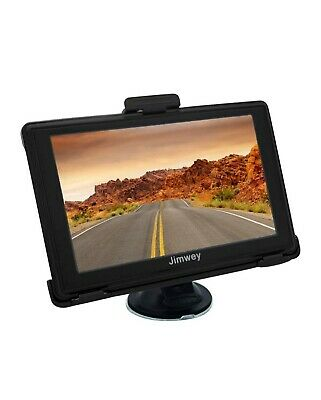 SAT NAV GPS Navigation System, 5 inch 8GB 256MB Jimwey Car Truck Lorry Satellite