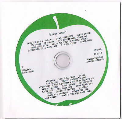 ESHER DEMOs DISC 3 ONLY from Beatles White Album Super Deluxe EMBOSSED CD SLEEVE