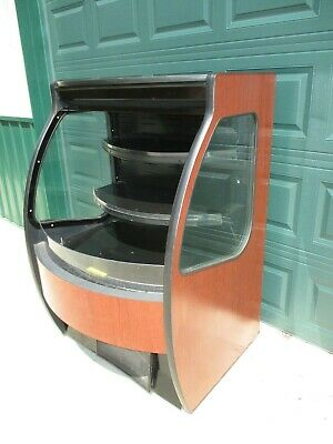 Open Air Cooler / Merchandiser / Borgen Systems    $ 1400 Nice!