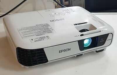 EPSON EB-X20 LCD XGA HDMI Projector with Remote, brand new