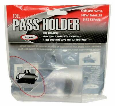 Mini Ez Pass Clip Electronic Toll Tag Holder For The New Small E Zpass Clear