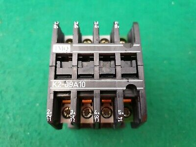 IMO K2-09A10 Contactor 25 Amp 24 Volt Coil