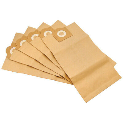 Pack of Five Paper Dust Bags for WDV30SS - UK DRAPER STOCKIST