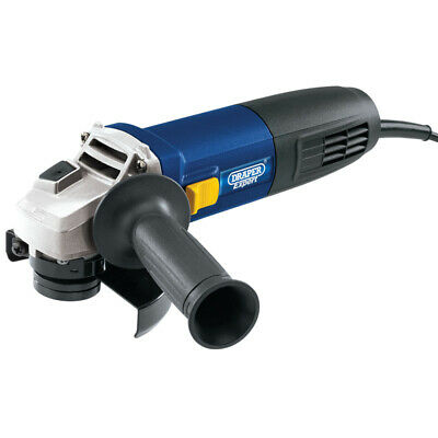 115mm Angle Grinder (850W) - UK DRAPER STOCKIST