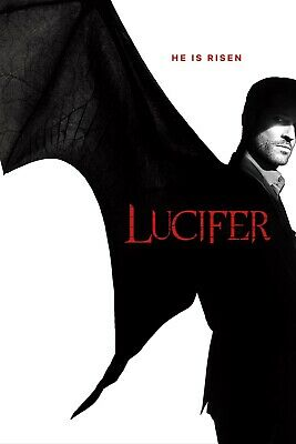 The Lucifer Fourth Season 4 Complete 3 Discs 60 Day Warranty Brand new