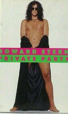 Private Parts (1993 Howard Stern) Pre-Owned Hardcover with Dust Jacket
