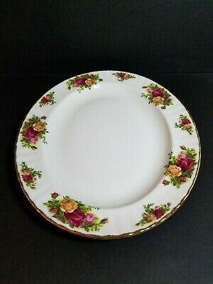 """Old Country Roses Serving Platter 13 1/2"""" x 10 1/2"""" Royal Albert England"""