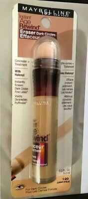 MAYBELLINE Instant Age Rewind Dark Circle Consealer 120 Light/Pale