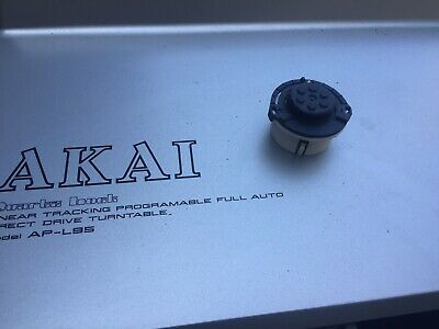 Akai AP L45 L95 Turntable Parts Out- Foot